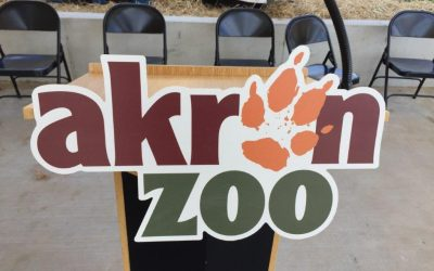 Recycling and Litter Prevention Community Grant Success Story: Akron Zoo