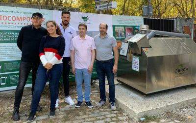 First in Portugal to compost their food waste with Big Hanna – Restaurante Mauritânia Real